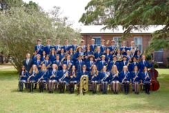 Europe Touring Symphonic Wind Orchestra